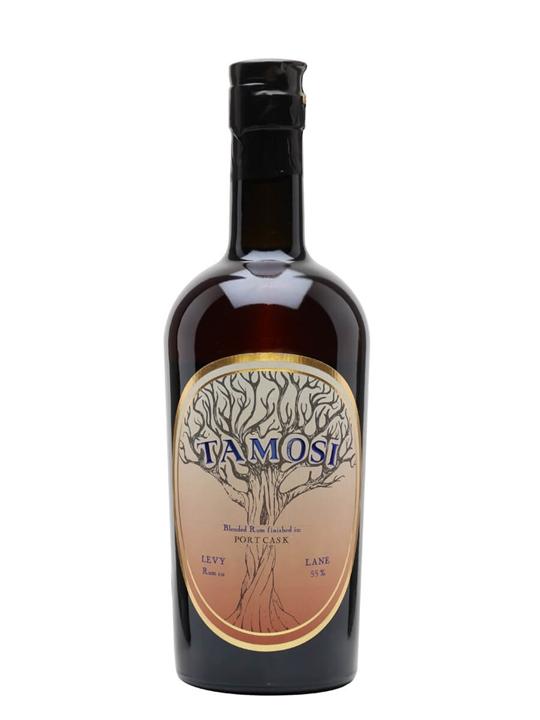 Tamosi Port Cask Finish Rum Blended Modernist Rum