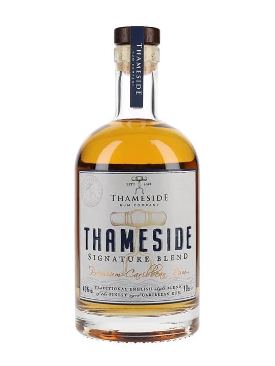 Thameside Rum Blended Traditionalist Rum
