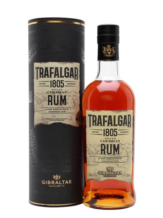 Trafalgar 1805 Caribbean Spiced Rum