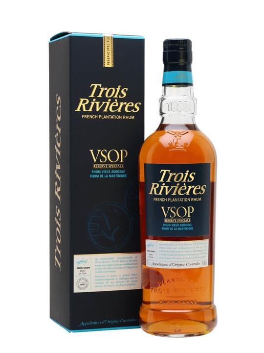 Trois Rivieres VSOP Reserve Speciale Rum Single Traditional Column Rum
