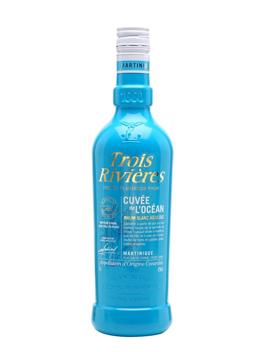 Trois Rivieres Cuvee de L'Ocean Single Traditional Column Rum