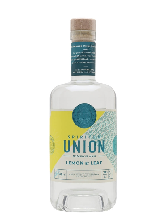 Spirited Union Lemon & Leaf Botanical Rum