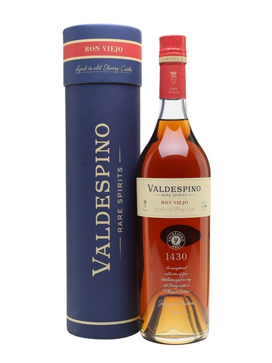 Valdespino Ron Viejo Blended Modernist Rum