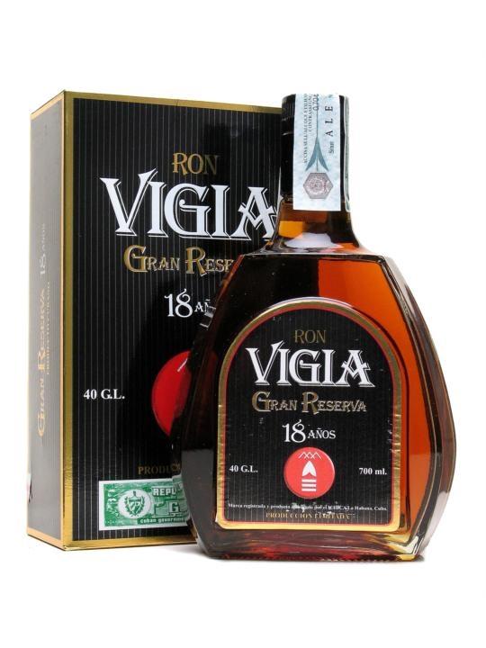 Vigia Gran Reserva 18 Year Old Rum