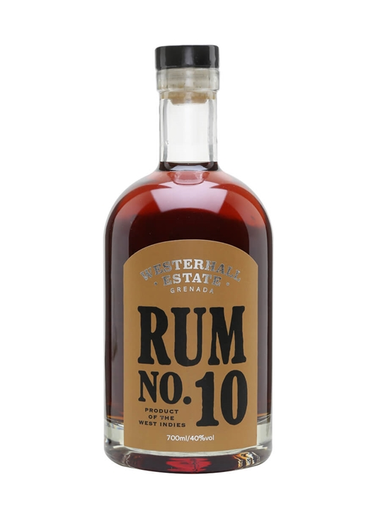 Westerhall Estate No.10 Blended Modernist Rum