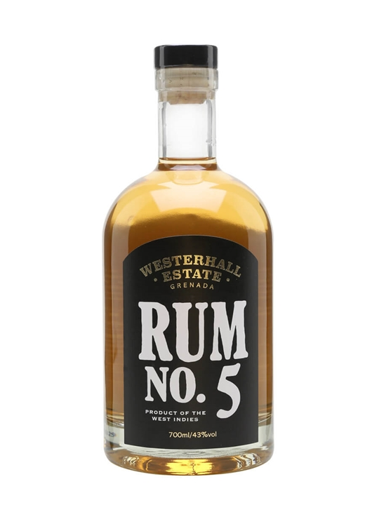 Westerhall Estate No.5 Blended Modernist Rum
