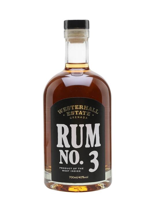 Westerhall Estate No.3 Blended Modernist Rum