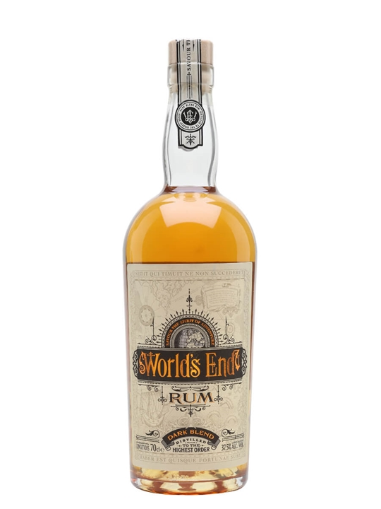 World's End Dark Blend Rum Blended Modernist Rum
