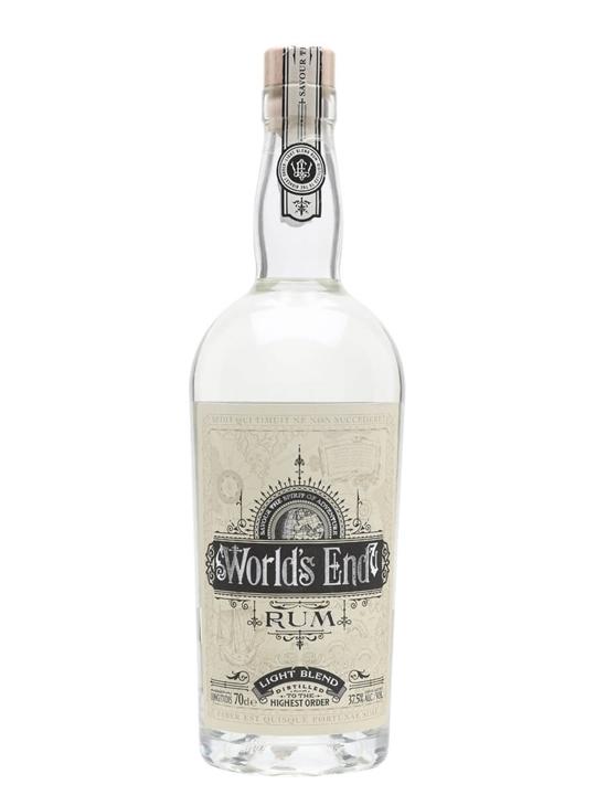 World's End Light Blend Rum Blended Modernist Rum