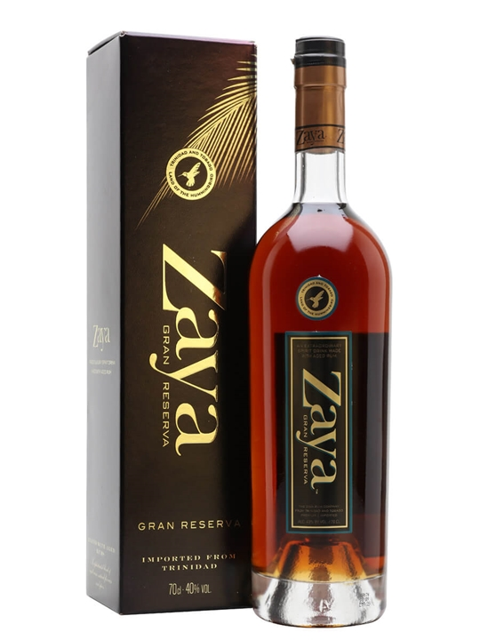 Zaya Gran Reserva Rum Blended Modernist Rum