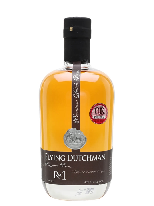 Zuidam Flying Dutchman No.1 Dark Rum Single Traditional Pot Rum