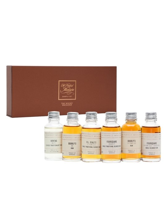 Foursquare Rum Gift Set / 2020 Edition / 6x3cl