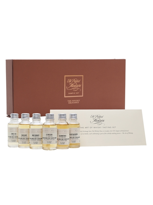 The Art Of Whisky Gift Set / 6x3cl