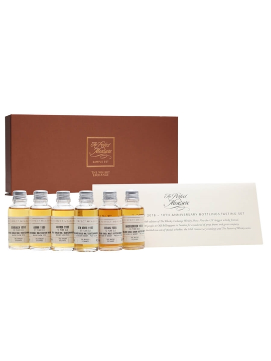 Whisky Show 2018 Gift Set / 6x3cl Scotch Whisky