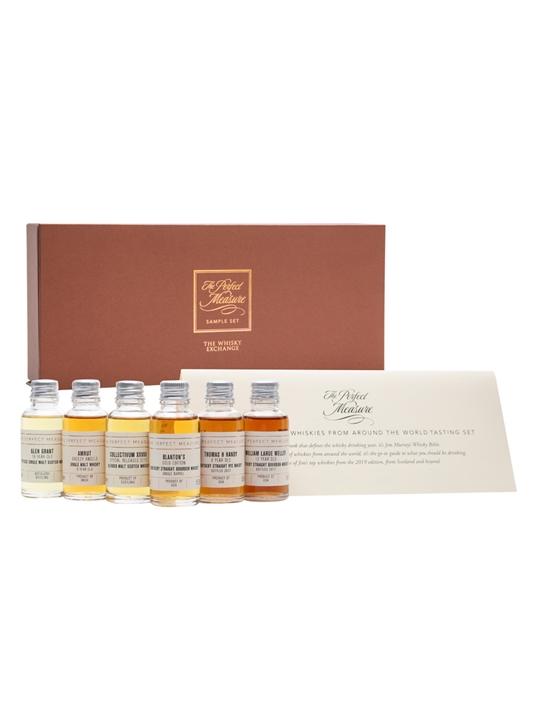 Award-Winning World Whiskies inc Finest World Whisky / 6x3cl