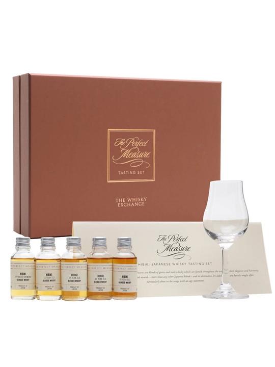 Suntory Hibiki Japanese Whisky Tasting Set / 5x3cl Blended Whisky