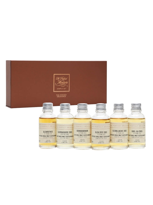 Gordon & MacPhail Private Collection Tasting Set / 6x3cl Single Whisky