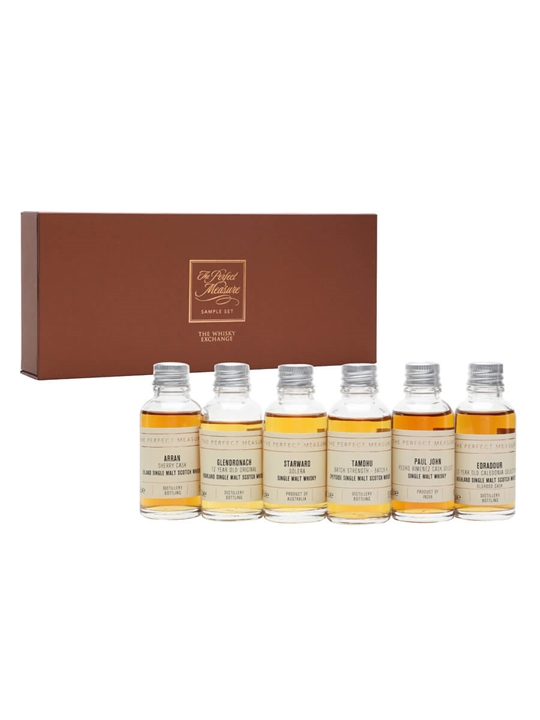 Sherry Lovers Tasting Set / 6x3cl