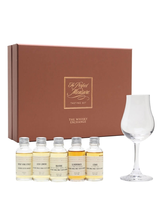 Whisky 101 Tasting Set / 5x3cl