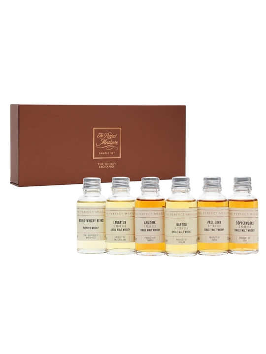 That Boutique-y Whisky Co Tasting Set / 6x3cl