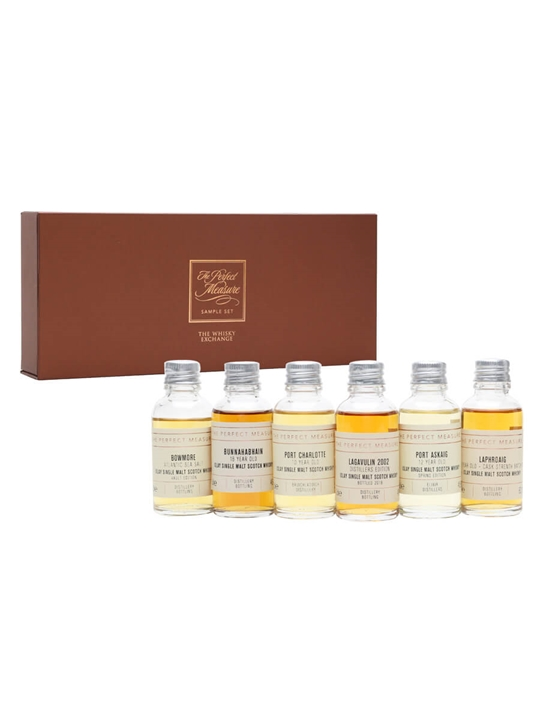 For The Love Of Islay Tasting Set / 6x3cl Islay Whisky