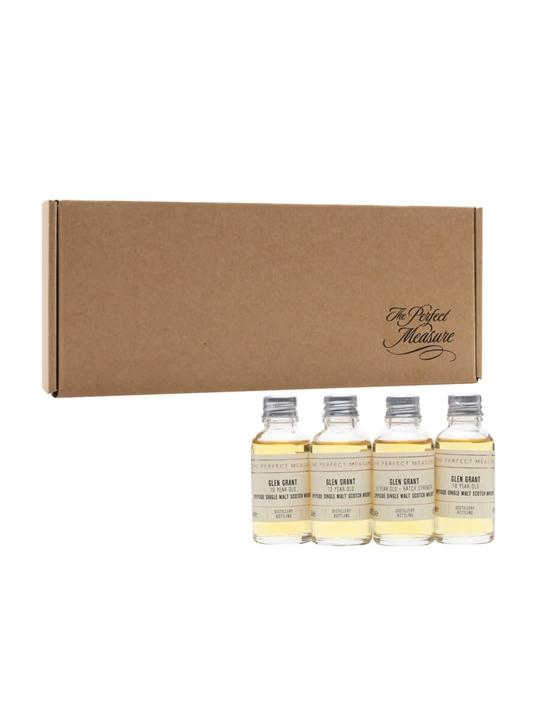 Glen Grant Tasting Set / Whisky Show 2021 / 4x3cl Speyside Whisky