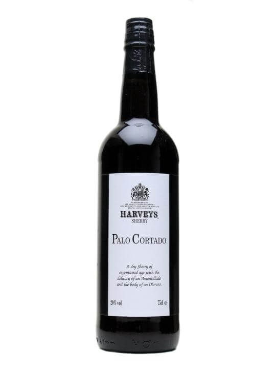 Harveys Exceptionally Old Palo Cortado Sherry