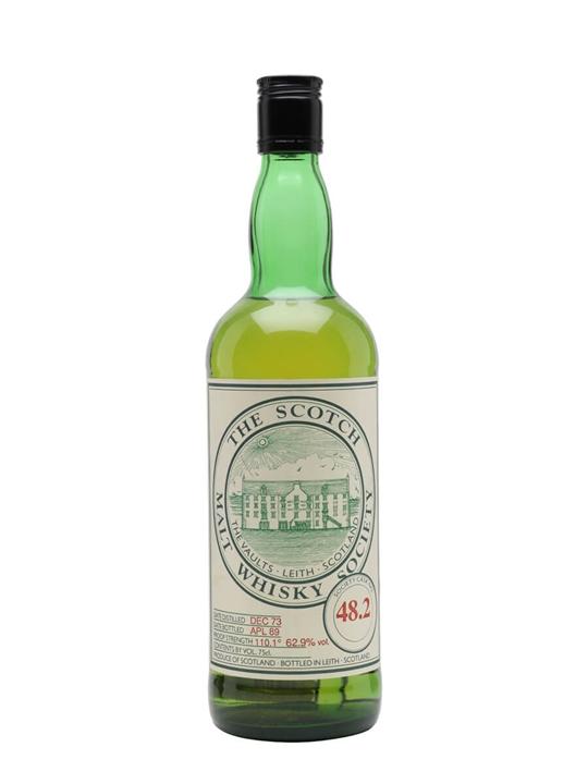 Smws (balmenach) 48.2 / 1973 / Bot.1989 Speyside Single Malt Whisky