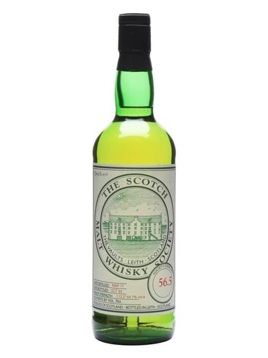 SMWS 56.5 (Coleburn) / 1977 / Bot.1993 Speyside Whisky