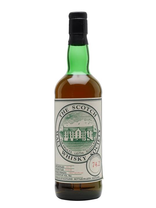 Smws 74.2 (north Port) / 1977 / Bot.1993 Highland Whisky