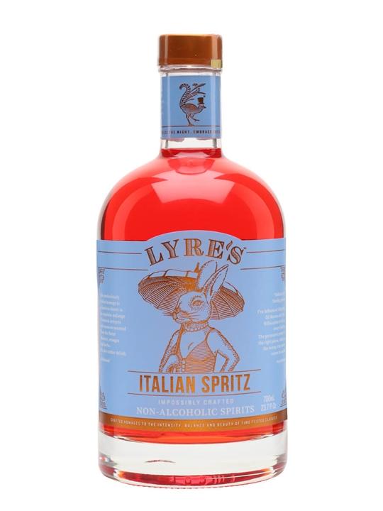 Lyre's Italian Spritz / Non-Alcoholic Aperitif