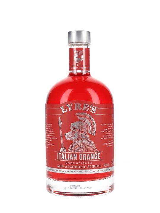 Lyre's Italian Orange / Non-Alcoholic Aperitif