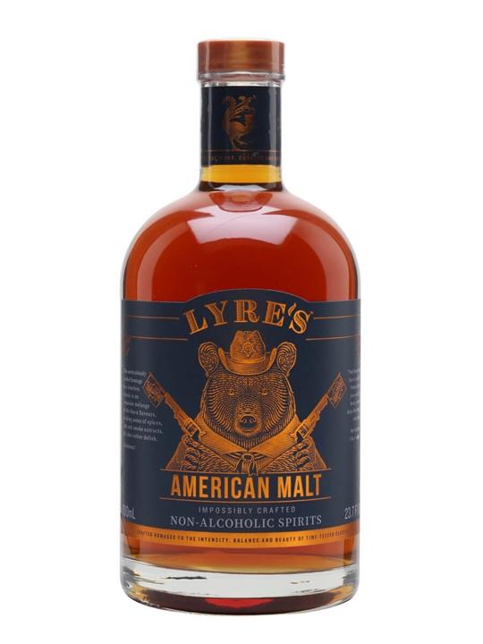 Lyre's American Malt / Non-Alcoholic Aperitif
