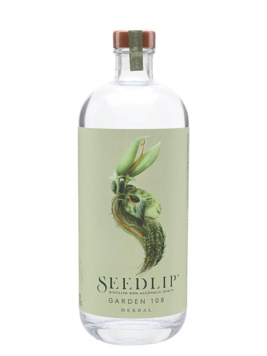 Seedlip Garden 108 / Non-Alcoholic Spirit