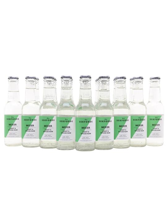 Sekforde Rum Mixer / Case of 24 Bottles