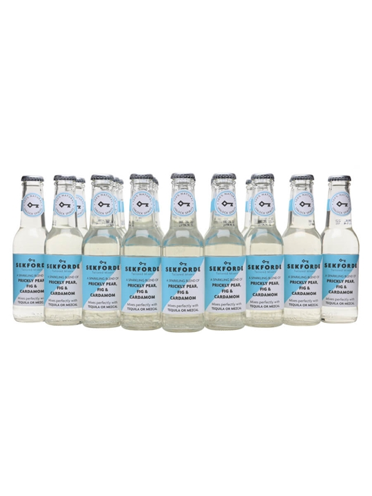 Sekforde Tequila & Mezcal Mixer / Case of 24 Bottles