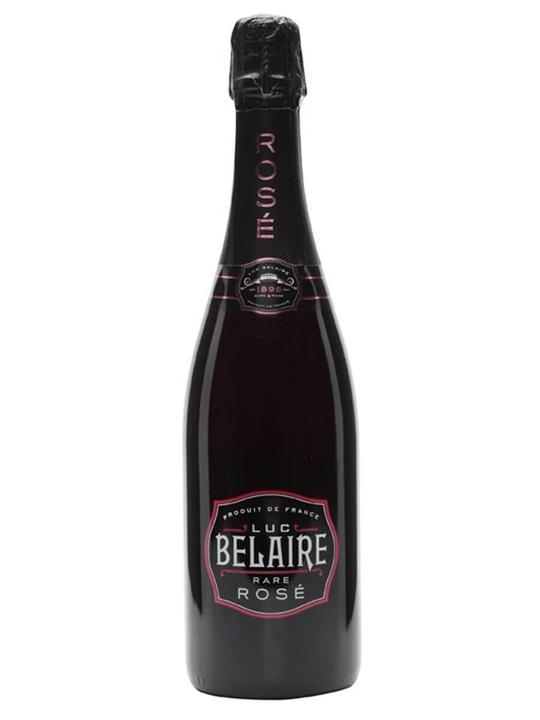 Luc Belaire Rare Rose Sparkling Wine