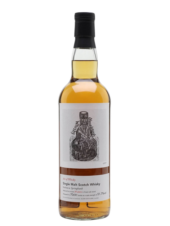 Springbank 24 Year Old / Art of Whisky Campbeltown Whisky