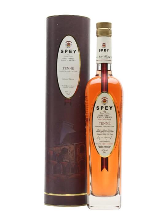 Spey Tenne / Tawny Port Finish Speyside Single Malt Scotch Whisky