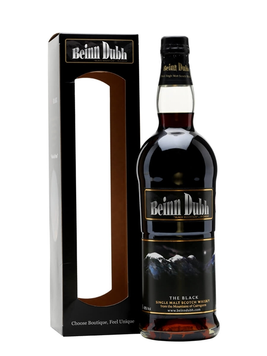 Beinn Dubh – The Black / Speyside Speyside Single Malt Scotch Whisky