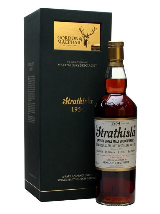 Strathisla 1954 / 59 Year Old / Gordon & Macphail Speyside Whisky