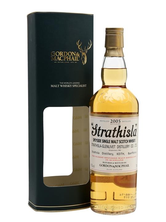Strathisla 2005 / Bot.2016 / Gordon & Macphail Speyside Whisky