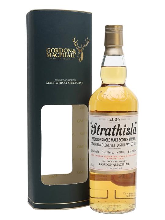 Strathisla 2006 / Bot.2017 / G&m Speyside Single Malt Scotch Whisky