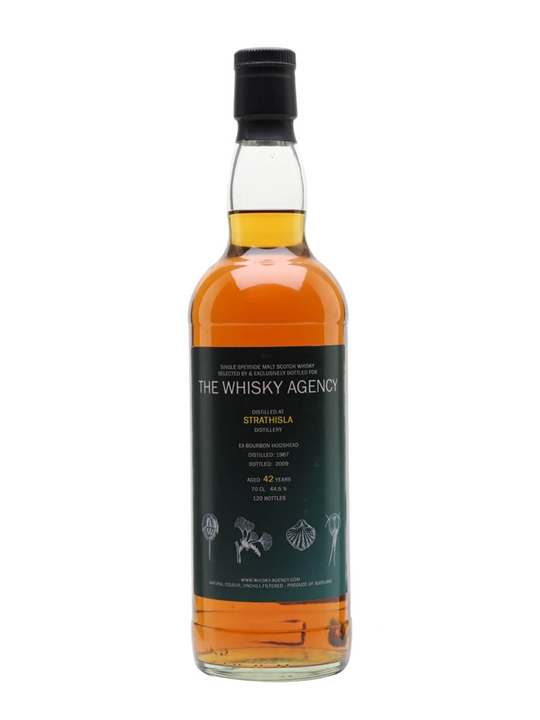 Strathisla 1967 / 42 Year Old / The Whisky Agency Speyside Whisky