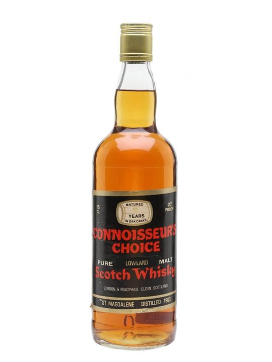 St Magdalene 1963 / 16 Year Old / Connoisseurs Choice Lowland Whisky