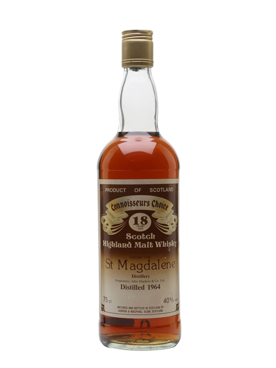 St Magdalene 1964 / 18 Year Old / Connoisseurs Choice Lowland Whisky