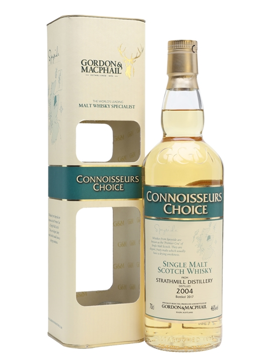 Strathmill 2004 / Bot.2017 / Connoisseurs Choice Speyside Whisky