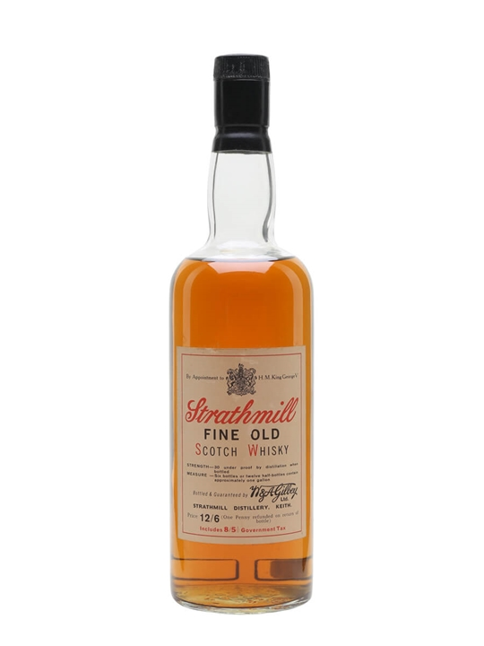 Strathmill Centenary (1891-1991) Speyside Single Malt Scotch Whisky