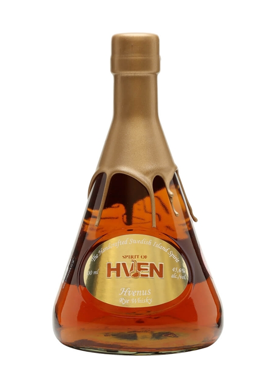 Spirit Of Hven Hvenus Rye Whisky Swedish Rye Whisky