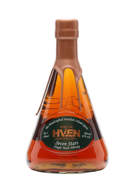 Spirit of Hven / Seven Stars No.7 Alkaid Single Malt Swedish Whisky